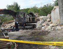 """Destruction d'une église : """"C'est toute notre vie qui part en éboulis"""""""