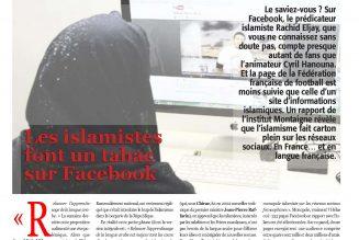 Le monopole islamiste sur les réseaux sociaux francophones