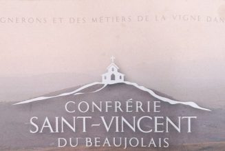 Création d'une confrérie viticole catholique en Beaujolais