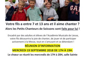 Les Petits chanteurs de Soissons