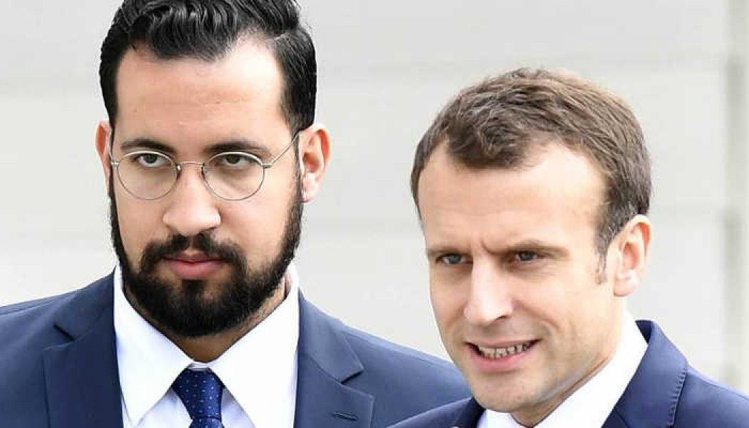 Le scandale Benalla continue et mouille Emmanuel Macron