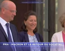 TV Libertés – PMA : Macron et le retour du sociétal