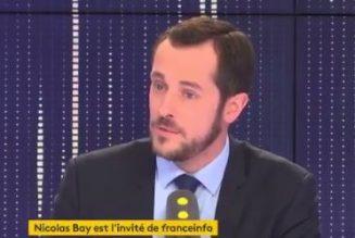 Nicolas Bay (RN) manifestera avec la Manif pour tous