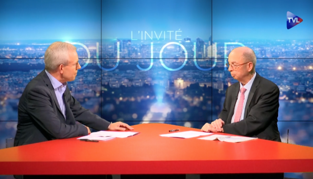 Bernard Antony : Stop au génocide français