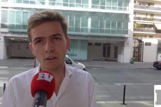 """Erik Tegnér : """"Je n'ai pas prévu de quitter les Républicains"""""""