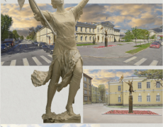 Jeanne d'Arc à Saint-Pétersbourg