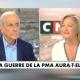 PMA : Ludovine de La Rochère répond à Jean-Pierre Elkabbach