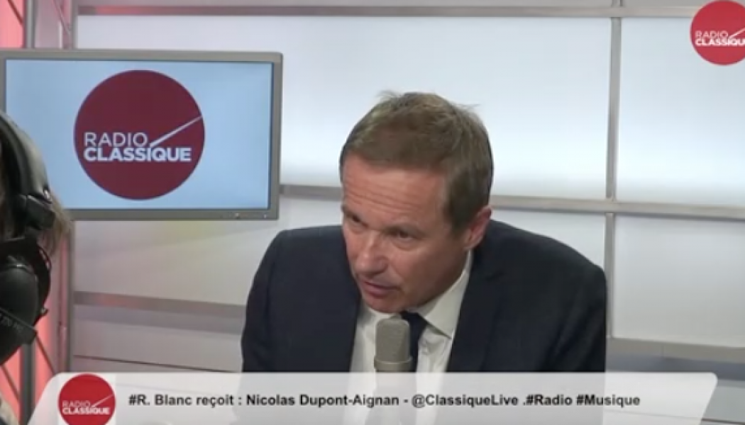 PMA : la drôle de solution miracle de Dupont-Aignan
