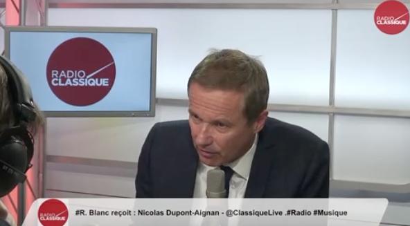 PMA : la drôle de solution miracle de Dupont-Aignan