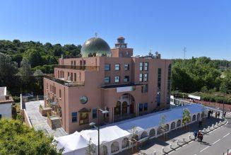 Les noms de la présidente du conseil régional et du Maire de Toulouse sur la mosquée de Toulouse
