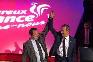 Européennes : Nicolas Dupont-Aignan devant LR ?