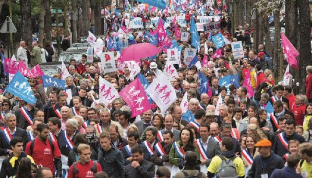 La Manif pour Tous continuera et développera encore davantage d'actions, y compris dans la rue
