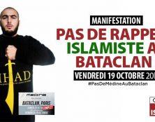 Islam : Médine ne chantera pas au Bataclan