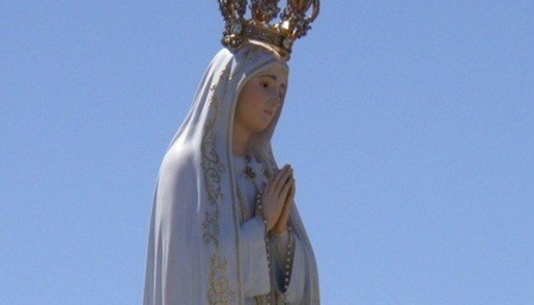 Construction du premier sanctuaire officiel dédié à Notre-Dame de Fatima à Saint-Pétersbourg