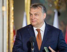 """Victor Orban : """"La Hongrie défendra ses frontières, arrêtera l'immigration illégale et défendra ses droits"""""""