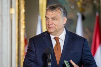 Viktor Orban déclare qu'il ne faut pas accepter le «remplacement de population»