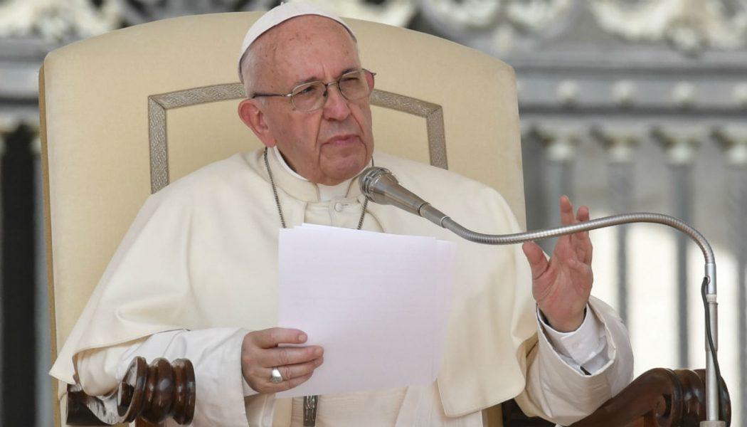 Viviane Lambert a reçu un message personnel du Pape