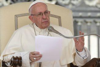 Nouvelles révélations autour du pape François