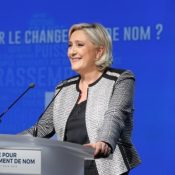 La justice convoque Marine Le Pen à une expertise psychiatrique