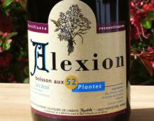 Alexion d'Aiguebelle, la « boisson des moines » préparé par les trappistes