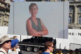 Manifestation pour la vie à Berne