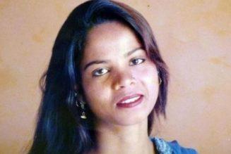 Le mari d'Asia Bibi réclame l'asile pour sa famille aux Etats-Unis, en Grande-Bretagne et au Canada