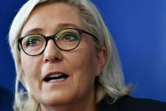 Qu'est-ce qui dérange Marine Le Pen ?
