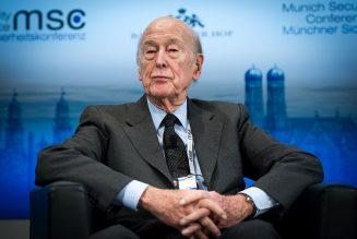 Le regroupement familial : un regret de l'ex-président Giscard