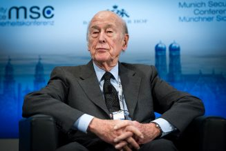 Valéry Giscard d'Estaing explique que les élections européennes sont une farce