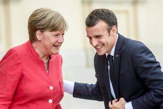 Berlin à Macron : je garde ce qui est à moi mais je veux bien ce qui est à toi