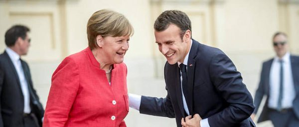 Intégration ? Macron brade la France à l'Allemagne