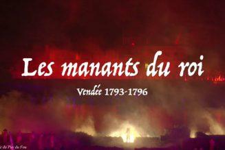 Patrick Buisson présente en Vendée son film «Les manants du roi»