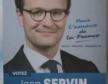 """Jean Servin : """"La vie politique de notre pays se droitise et revient à ses fondamentaux"""""""