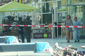 Prise d'otages à Cologne