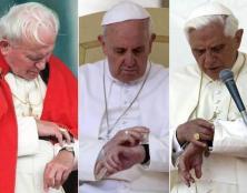Ne soyez pas en retard à la messe