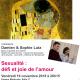 Conférence « Sexualité : défi et joie de l'amour » avec Damien et Sophie Lutz, le 16 novembre