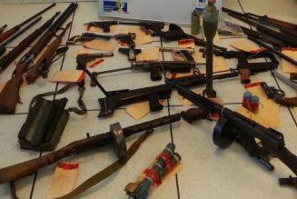 Plus les armes à feu ont été réglementées, plus la délinquance a explosé