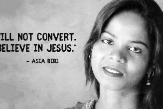Deo Gratias : Asia Bibi a été acquittée