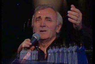 L'Ave Maria de Charles Aznavour avec les Petits chanteurs à la croix de bois