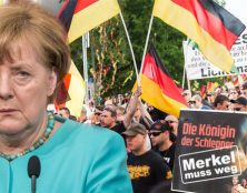 L'immigration, cause de la chute d'Angela Merkel