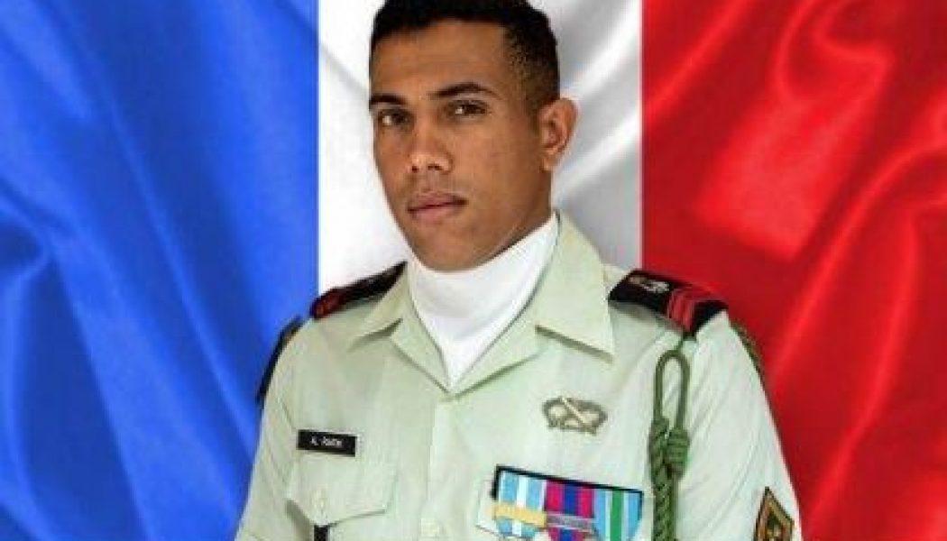 L'armée de Terre déplore le décès du caporal Abdelatif Rafik du 14e RISLP