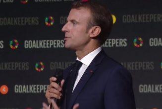 Emmanuel Macron insulte les mères de familles nombreuses