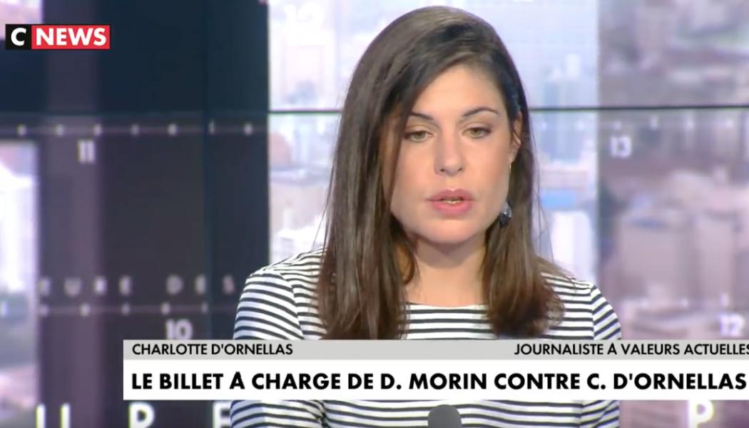 Attaque contre Charlotte d'Ornellas : Pascal Praud se paye Daniel Morin
