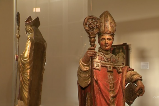 """Splendeurs du christianisme"", une belle exposition à Metz"