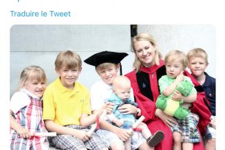 #PostCardForMacron : les mères de familles nombreuses américaines répondent à Macron. A quand les mères françaises?