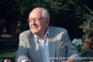 Jean-Marie Le Pen aimerait voir Bruno Gollnisch tête de la liste RN aux européennes