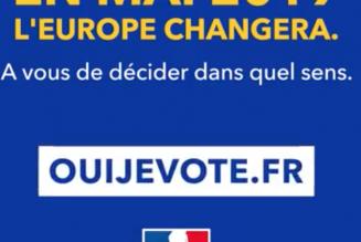 L'Europe de Macron n'est pas celle de la paix, mais celle de la guerre qui vient
