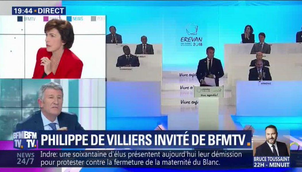 Philippe de villiers je suis populiste et je ne me - Le salon beige fr ...