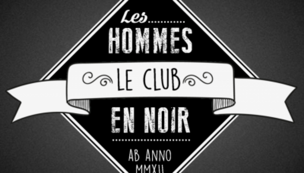 Le club des hommes en noir deuxi me pisode le salon beige - Le salon beige fr ...