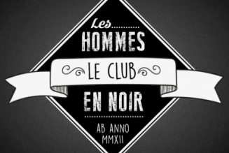 Le Club des Hommes en Noir rend hommage à Jean de Viguerie